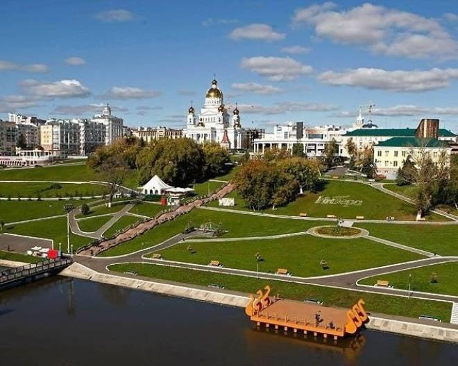 Саранск может стать самым привлекательным городом России
