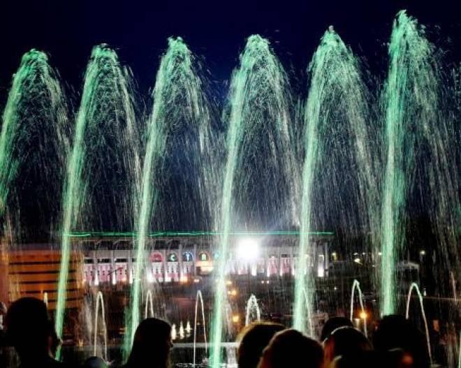 Число фонтанов в Саранске требует создания целой курирующей организации