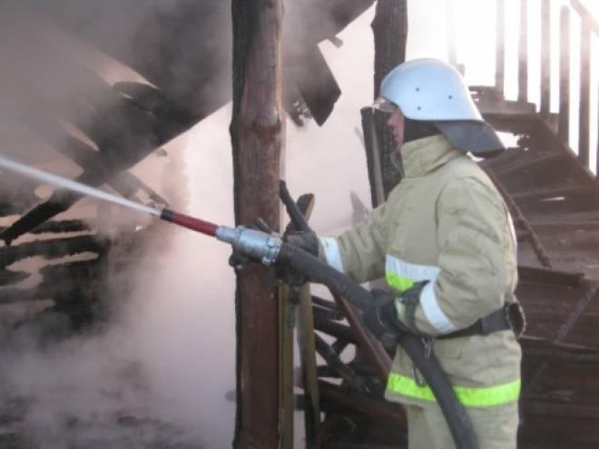 В Мордовии стали меньше гибнуть в пожарах