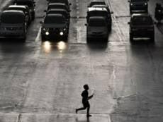 Водителей и пешеходов Мордовии просят удвоить бдительность