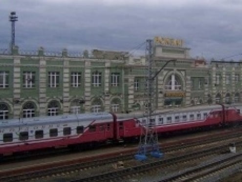 Посетителей железнодорожного вокзала Рузаевки приобщат к искусству