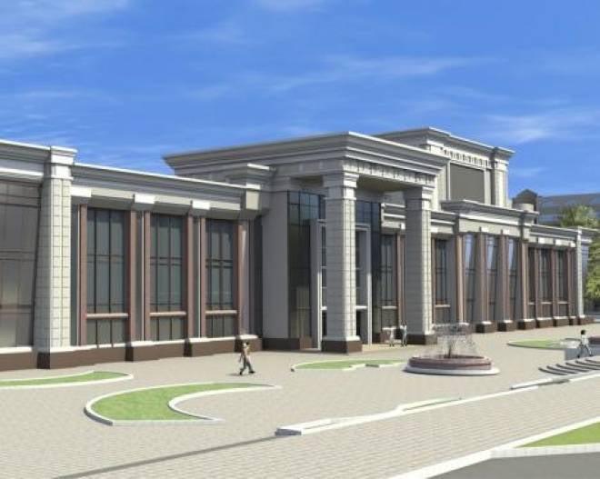 Реконструкция Дворца культуры в Саранске подходит к концу
