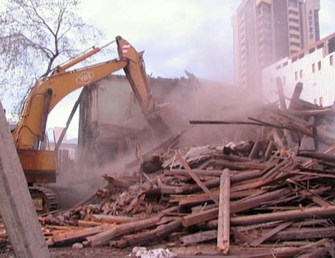 Пётр Тултаев: снос гаражей в Саранске идёт медленно и бессистемно