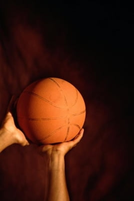 Баскетбольный матч постер