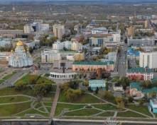 Владимир Сушков и Петр Тултаев проинспектировали благоустройство Саранска