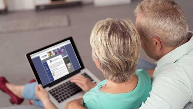 Интернет всё чаще экономит время пенсионеров в Мордовии