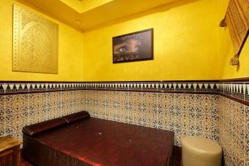 Арабский номер - комната отдыха