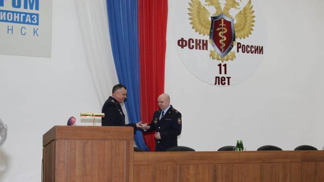 УФСКН Мордовии возглавил иногородний наркополицейский