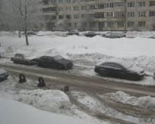 Мэр Саранска предлагает парковаться ночью по принципу «чет-нечет»