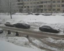 В Саранске вводится зимнее ограничение парковки
