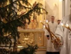 В Саранске в преддверии Рождества проходили особые богослужения