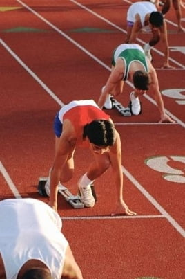 Чемпионат и первенство Мордовии по лёгкой атлетике постер