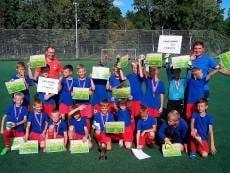 Юные мордовские футболисты завоевали «Кубок Союза»
