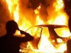 В Мордовии сгорели большегруз и легковушка