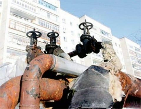 В Саранске изношено 60% коммунальных сетей