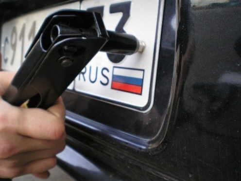 В Мордовии «умные шофёры» получат особые номера