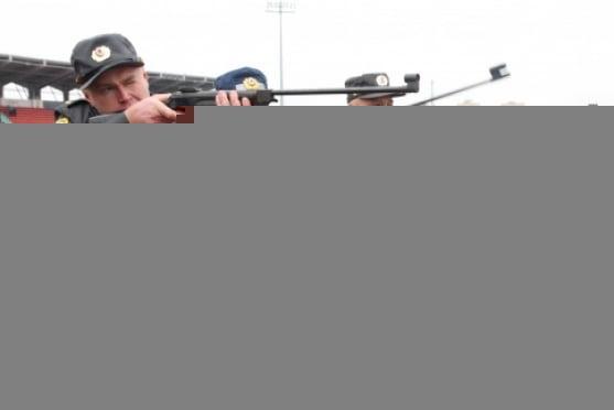 В Саранске полицейские почтили память погибших коллег спортивными достижениями