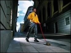 Жителей Саранска приучают ходить пешком