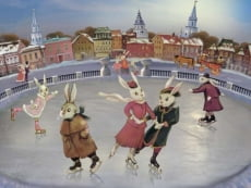 В столице Мордовии откроют 24 катка