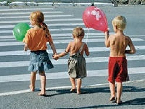 На дорогах Мордовии в авариях пострадали дети