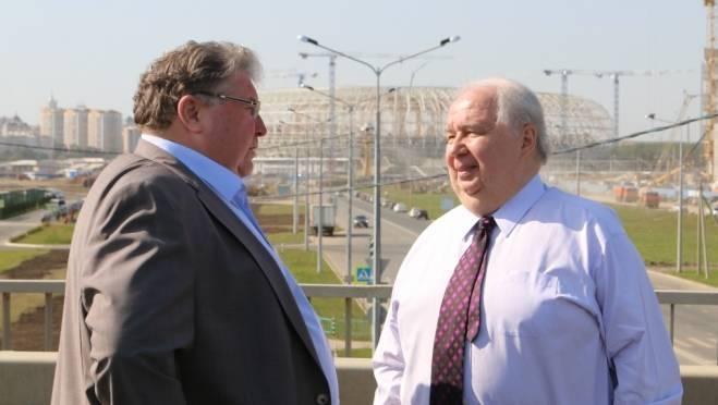 Владимир Волков выбрал сенатором от Мордовии экс-посла России в США