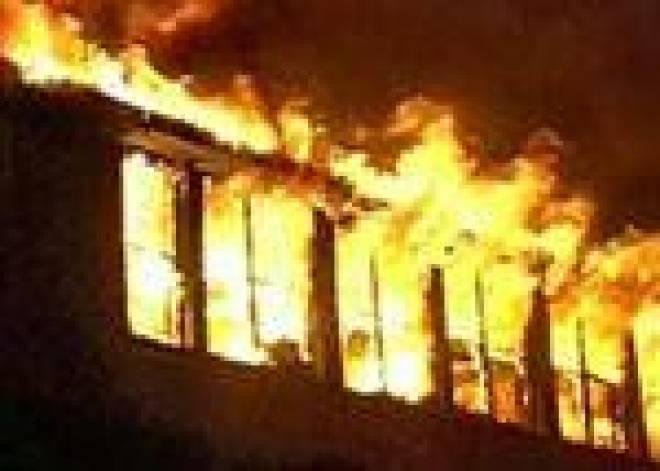 В Мордовии загорелся детский сад