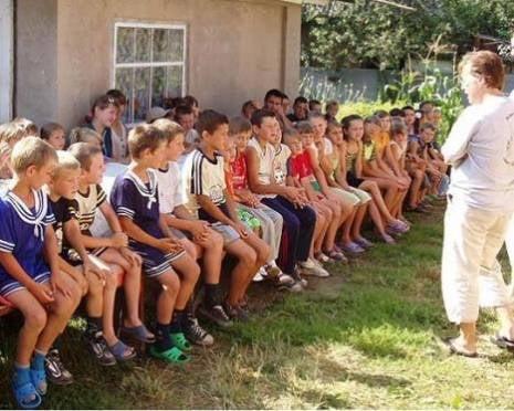 В Мордовии дети отдыхали в «незаконном» религиозном лагере