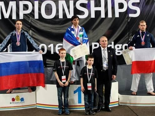 Александр Чичварин завоевал «серебро» чемпионата мира