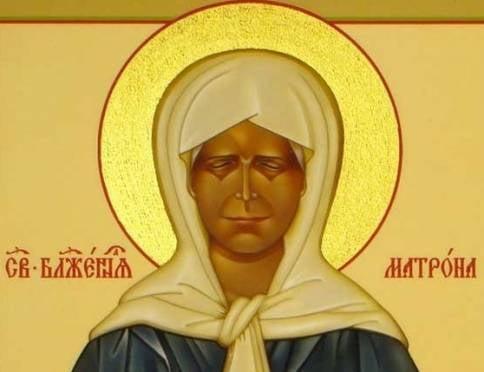 Жители Саранска смогут попросить исцеления у святой Матроны Московской