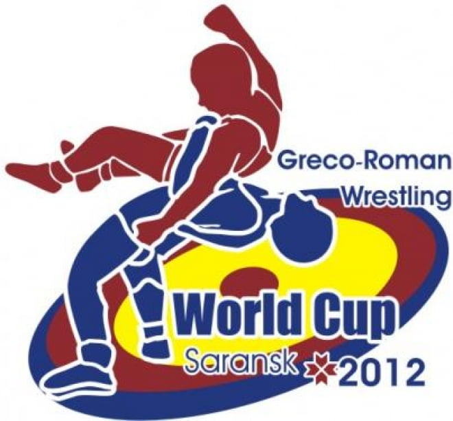 В Саранске проходит   Кубок мира по греко-римской борьбе