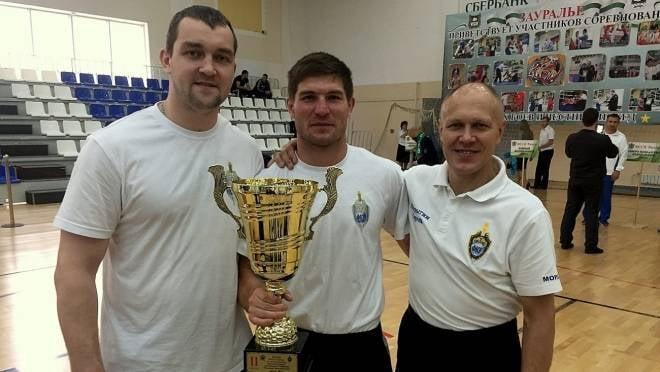 Спортивные судебные приставы из Мордовии завоевали две медали в Кургане