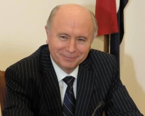 Николай Меркушкин освобожден от должности главы Мордовии