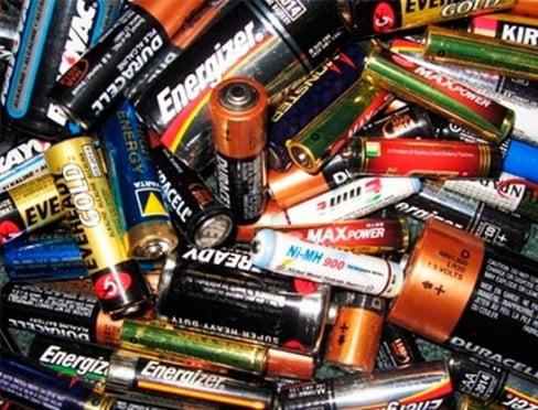 Что делать со старыми батарейками?