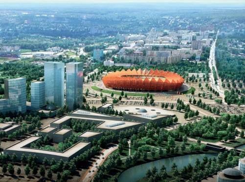 Саранск презентует себя в интернете для футбольных болельщиков