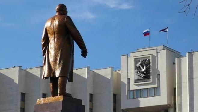 В Саранске помоют Ленина