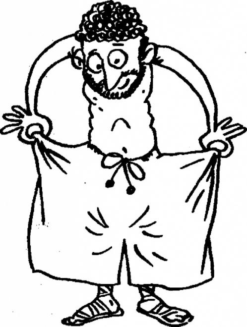 В Саранске изобретательный вор утеплился к осени двумя штанами