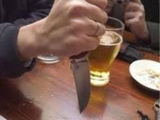 В Саранске наказали пьющего пасынка, едва не зарезавшего отчима