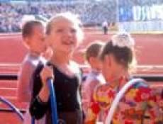 """Гимнастки Мордовии – победительницы Международного турнира """"Бэби-старс"""""""