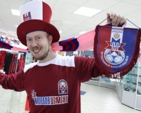 Правительство Мордовии намерено развивать футбольное фанатское движение
