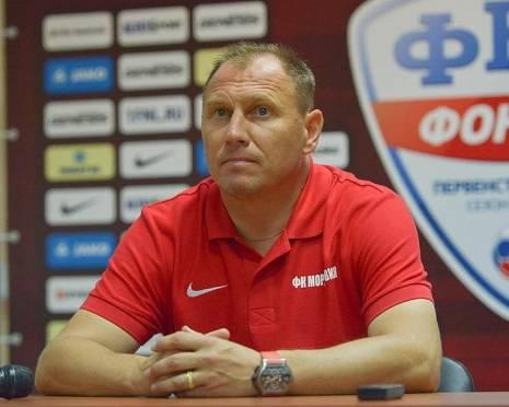Дмитрий Черышев: «Мордовия» будет вверху турнирной таблицы