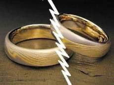В Мордовии распадается больше половины заключенных браков