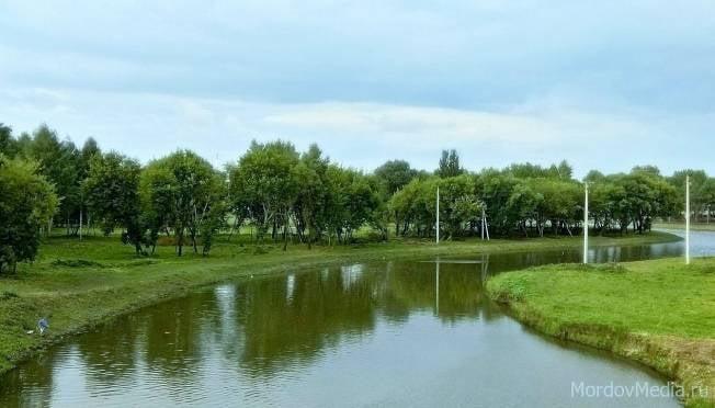 Экопарк открылся в Саранске