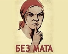 Житель Саранска оштрафован за мат в общественном месте
