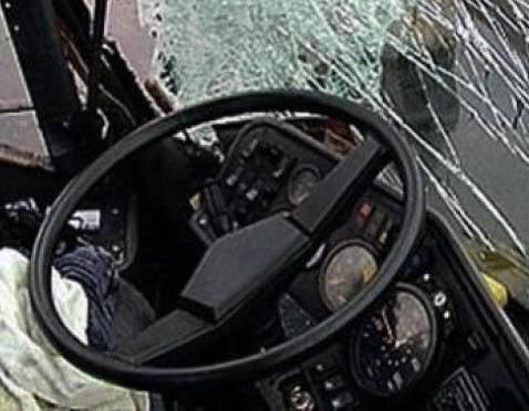 Вчера в Саранске две маршрутки и автобус попали в ДТП