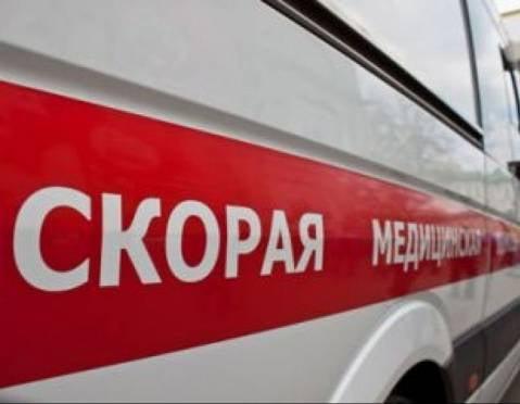 В Мордовии водитель иномарки учинил ДТП с четырьмя авто и бетонным блоком