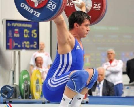 Сегодня на Чемпионате России выступит сильнейший тяжелоатлет Мордовии