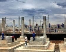 На бюджетных стройках Саранска пересчитают рабочих