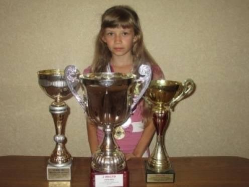 Школьница из Мордовии отличилась на всероссийском шахматном состязании
