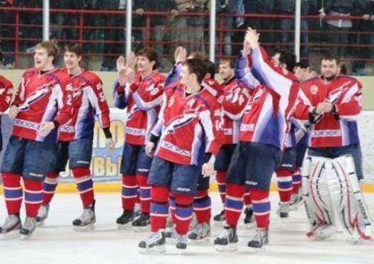 ХК «Мордовия» стал Чемпионом Российской Хоккейной Лиги