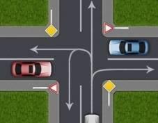 В Саранске водителям напомнят о ПДД на перекрёстках